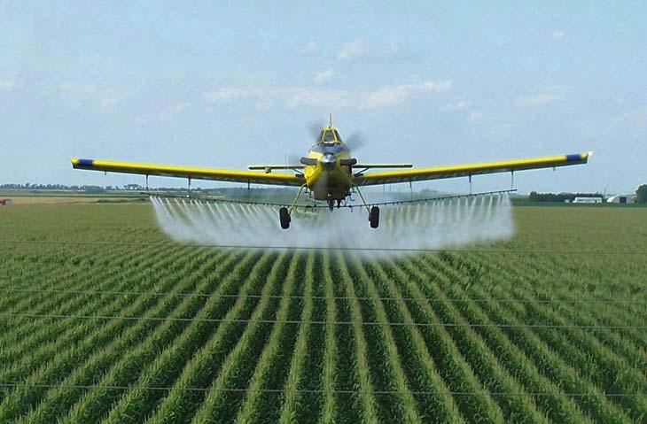 Los fitosanitarios agrícolas provocan ELA y TDAH
